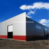 Stahlkonstruktion-Aufbau-Stahlgebäude mit Qualität