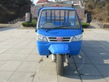 Waw chinesisches rechtes Laufwerk-Dieseldreirad für Verkauf