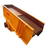 Machine vibrante de câble d'alimentation de sable de qualité avec le prix usine