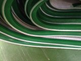 측벽 Cleat/PVC Rope/PVC 가이드를 가진 PVC PU 컨베이어 벨트