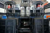 пластичная машина прессформы дуновения штрангя-прессовани бочонка масла HDPE 100L