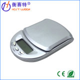 Mini Digital Pocket Jewelry Scale Sliver