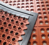 Anti-Slip e anti-fadiga, estampagem de piso de borracha porosa, esponja de borracha resistente à óleo