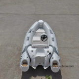 Liya 3.8m Boots-Geschwindigkeits-Boot Belüftung-steifes Hypalon mit Cer