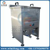 De Bradende Machine van de Braadpan van het Voedsel van de Snack van het roestvrij staal