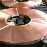 Bande d'acier revêtue de cuivre