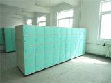 ABS Plastic Locker Storage für Gym Raum