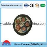 Cordon et fil blindés permanents de câble de la qualité Yjv22/Yjlv22 0.6/1kv de Huzhou