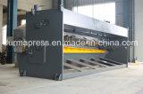 Máquina de estaca do metal da guilhotina do CNC do tipo QC11y 16X5000 de Durmapress