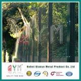 /Weldedの金網の塀を囲う高い安全性の塀358の網