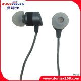 Наушник уха чувствительности 93dB вспомогательного оборудования мобильного телефона стерео с Шум-Отменять