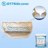 RTV-2 Liquid Silicone Rubber per Artificial Stone Molds