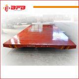 Niederspannungs-handhabender elektrischer Übergangshochleistungslastwagen auf Schiene für Stahlring (KPD-30T)