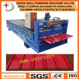 Roulis de feuille de toit de Dx 1050 formant la machine
