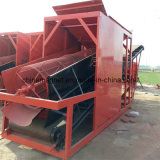 Trommel Screen Drum Sieving Machine / Sand Stone Mineral Cleaning Tamiz rotativo para Stone Crushing Plant