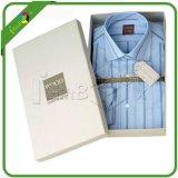 I vestiti di carta di lusso di marchio su ordinazione coprono il contenitore impaccante di regalo della maglietta dell'abito dell'indumento