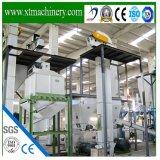 Alimentación de aves de corral, frijol, Palm, Pellet de forraje de la línea de producción de prensa la norma ISO/Ce