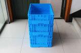 600*400 con verduras y frutas plegables cajas de distribución y almacenamiento cajas
