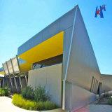 Comitato composito di alluminio dei materiali popolari della costruzione di edifici