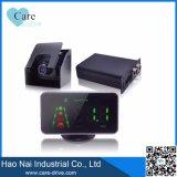 Uso anticolisão da câmera do sistema de alarme dianteiro do veículo para excitadores