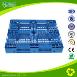 Hight Quality Logistic Storage Plastic Euro Pallet para transporte