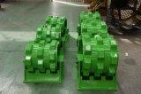 판매를 위한 굴착기 부착 쓰레기 압축 분쇄기 압축 바퀴