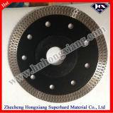 175mm het Blad van de Zaag van de Diamant voor Graniet en Ceramiektegels