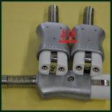高温陶磁器のヒーターのプラグのコネクター