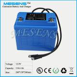 Satz 12V 100ah der Batterie-LiFePO4
