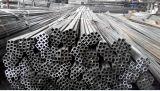 Les tuyaux soudés en acier au carbone noir pour le mobilier de la structure