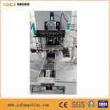 Eckreinigungs-Maschine des Belüftung-Fenster-Profil-V