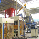 QGM Machine de fabrication de briques interlock automatique (QT6-15)