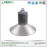 Cubierta de aluminio de la luz 60W-300W de la bahía de la venta al por mayor LED del surtidor de China alta