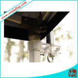 昇進の折るテントの玄関ひさしの望楼のおおい