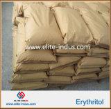 100% reine natürliche Puder-Erythritol-Masse verwendet im Rahmtopf