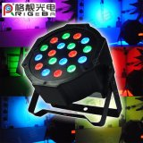 Patay Stage Light PAR47 18LEDs 1W RGB Beam LED PAR Light