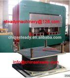 Machine en caoutchouc de moulage par compression de presse de pétrole
