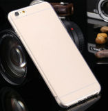 iPhone 6/6s/6plus Silicone Cell Phone Case를 위한 도매 Mobile Accessroies 0.3mm Transparent TPU Case