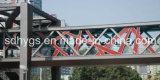Сборные стальные конструкции пешеходного моста