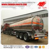 Полезная нагрузка Axles Qilin 3 максимальная 33 мазута топливозаправщика тонны трейлера Semi