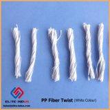 Fibra concreta della fibra pp per la torsione della fibra della costruzione 18mm/48mm/54mm pp
