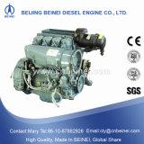 Motor diesel refrescado aire de 4 movimientos, F4l913 para el compresor accionado por el motor