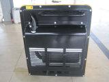 (5kw 5kVA 5000watts) gruppo elettrogeno portatile diesel raffreddato aria insonorizzata di potere di inizio elettrico silenzioso
