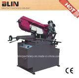 水平の回転式テーブル帯のこ盤(BL-HS-J24R) (高品質)