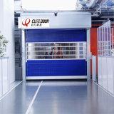 クリーンルームのためのちり止めの高速ローラーシャッタードア