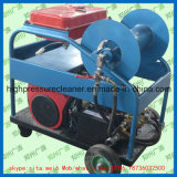 고압 휘발유 하수구 세탁기 하수 오물 깨끗한 물 제트기 발파공