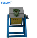Yuelon Induktions-Heizungs-Goldschmelzer-Ofen für schweren Schmelzer-Schrott