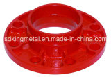Coating époxyde Ductile Iron 300psi Threaded Flange