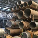 Aluminiumlegierung-rundes Rohr 2A12, verdrängtes Aluminiumgefäß