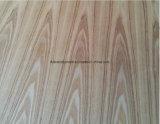 La chapa de madera contrachapada de lujo para la fabricación de muebles